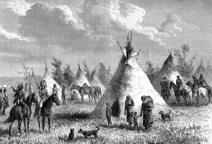 Potawatomi Camp