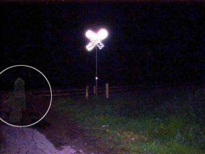 Railroad Crossing Ghost?