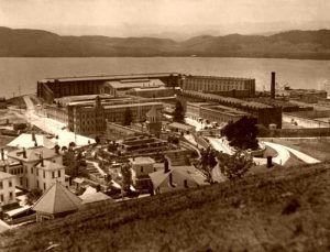 San Quentin Prison, California, 1919