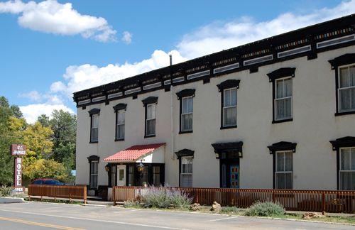 St James Hotel in Cimarron, New Mexico