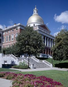 Massachusetts State House and Capitol, Boston
