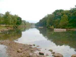 Texas-San Bernard River