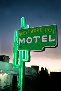 Westward Ho Motel, Albuquerque, New Mexico
