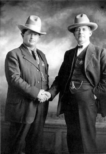 Old West Lawmen List – B – Legends of America