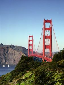 Golden Gate Bridge by Carol Highsmith