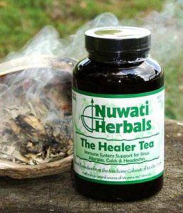Healer Tea from Nuwati Herbals