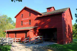 Bonneyville Mill, Bristol Indiana