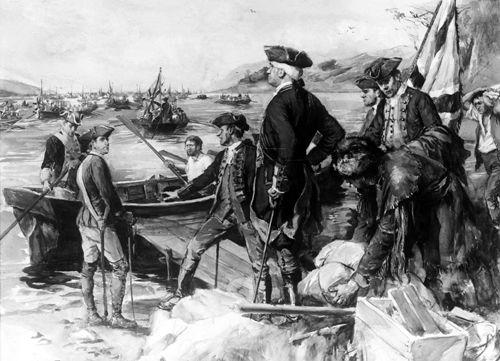 British in the American Revolution