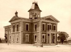 Cochise County Courthouse, Arizona