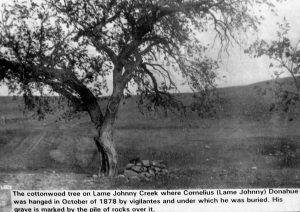 Cornelius Donahue Hanging Tree