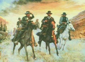 Earps Vendetta Ride by Bud Bradshaw