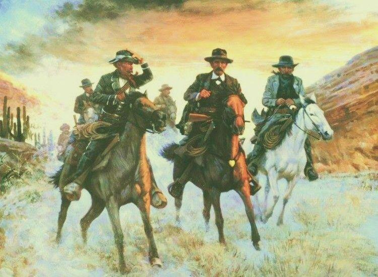 John Turkey Creek Jack Johnson Riding With The Earps