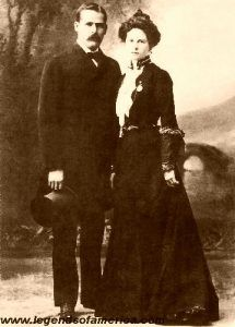 "Harry Longabaugh ""Sundance Kid"" and Etta Place"