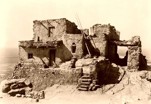 Hopi House in Arizona