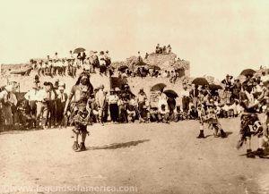 Hopi Snake Dance