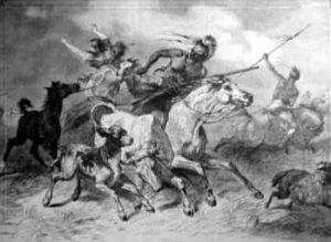 Indian Raid