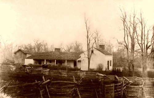Jesse James Home Kearney, MO -1877