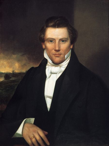 Joseph Smith, Mormon Church Founder