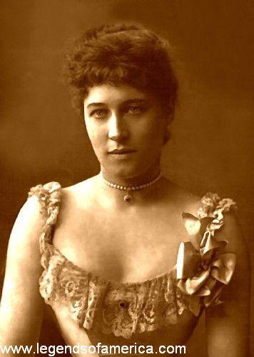 Lillie Langtry, 1890