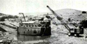 Mining continued at Lynx Creek, Arizona until the 1940s.