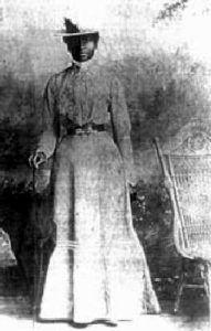 Mary Elizabeth Bowser