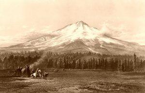Mount Shasta, S.S. Gifford, 1873