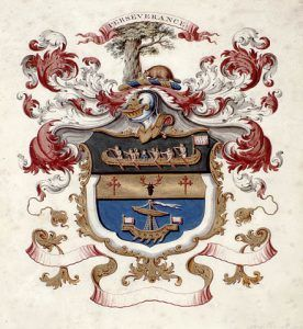 North West Company Coat of Arms