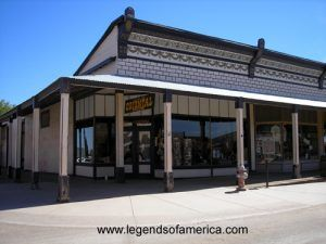 Oriental Saloon, Tombstone, Arizona