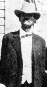 Pat Garrett in 1906