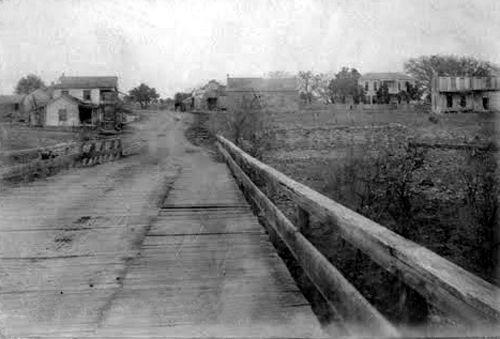 Historic Round Rock, Texas