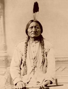 Sitting Bull, D.F. Barry, 1885