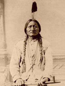 Sitting Bull, D.F. Barry, 1885