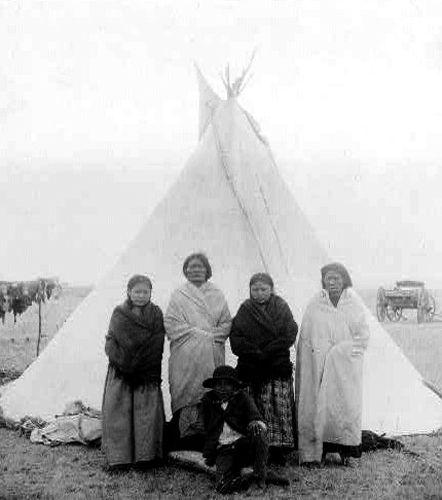 Sitting Bull's Family