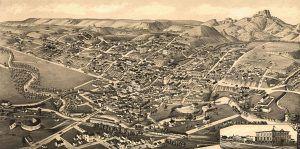 Trinidad, Colorado Map