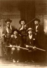 US Deputy Marshals 1892
