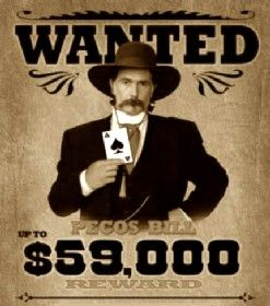 Old West Outlaw List U2013 A  Criminal Wanted Poster