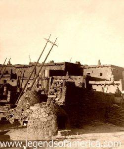 Zuni Pueblo 1873