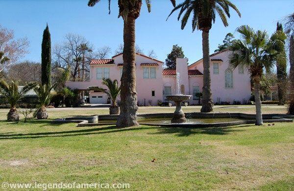 Brinkley Mansion, Del Rio, Texas