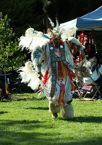 native american dance pow wow
