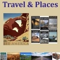 Travel DVD's at Legends General Store