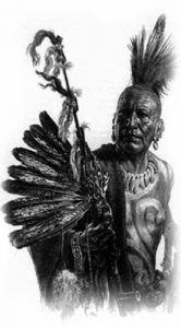 Quapaw Warrior