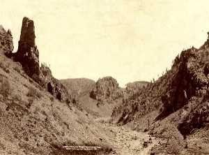 Black Hills in 1890