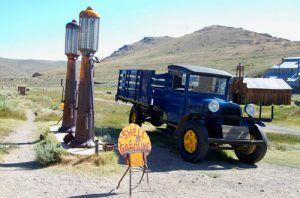 Bodie Gas Pumps