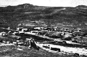 Bodie Fire 1932