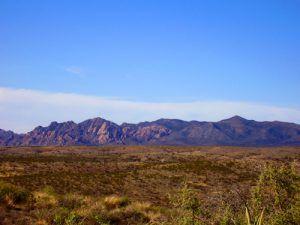 Dragoon Mountains of Arizona