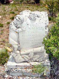 Elizabethtown Grave