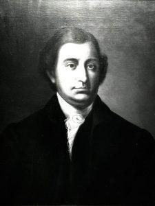 Edmund Randolf, Surveyor-General of Customs in the American Colonies