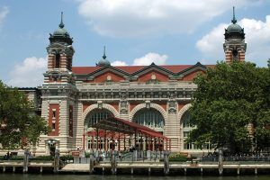 Ellis Island, Jersey City, New Jersey