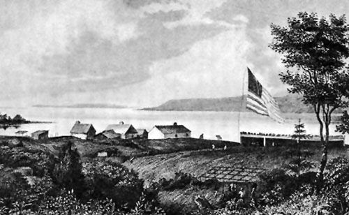 the american fur company Effects of the american fur trade on american western expansion  hudson's  bay company north west company manuel lisa trade goods donald.