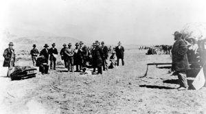 John D. Lee Execution